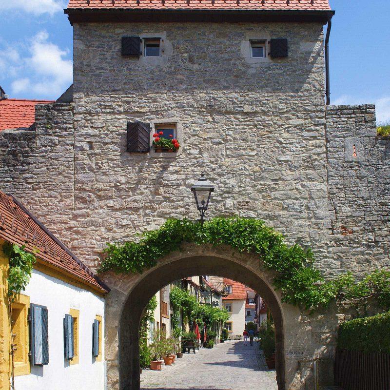 Sommerhausen Tor