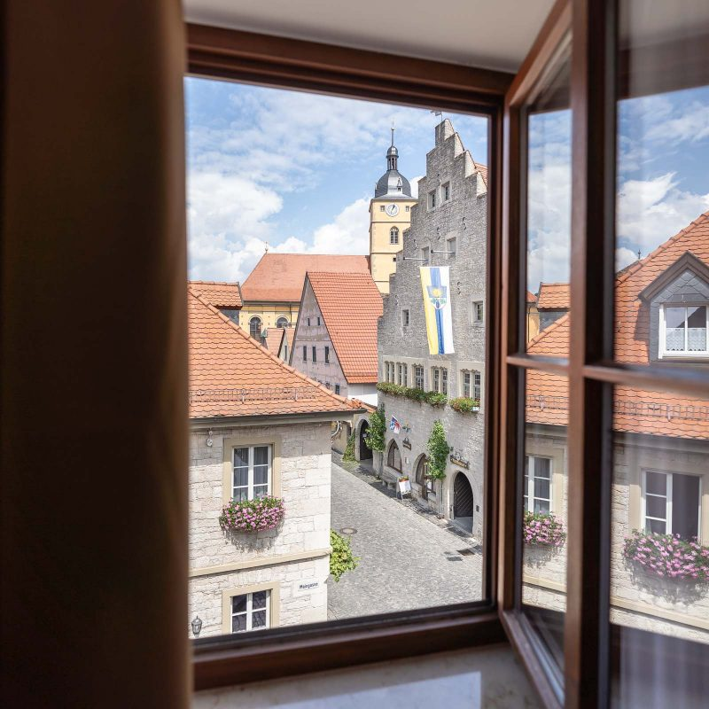 Hotel Ritter Jörg Sommerhausen