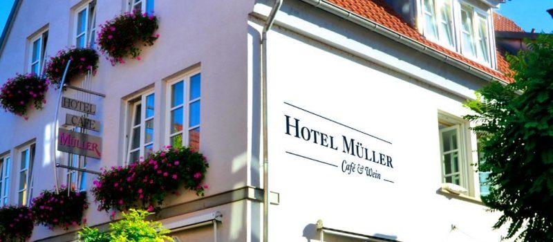 Partnerhotel Müller Café & Wein