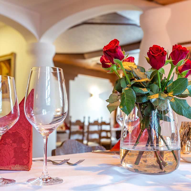 Restaurant Ritter Jörg Sommerhausen